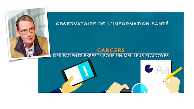 Cancer : des patients experts pour un meilleur plaidoyer