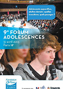 9ème Forum des Adolescents, Fondation Pfizer